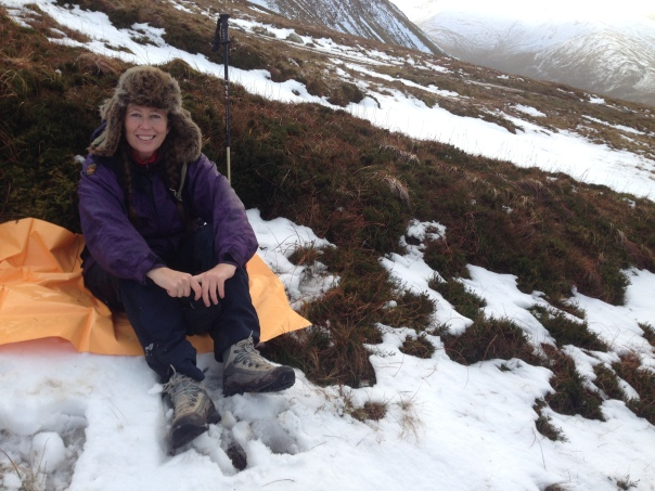 Thank goodness for the bivvy bag